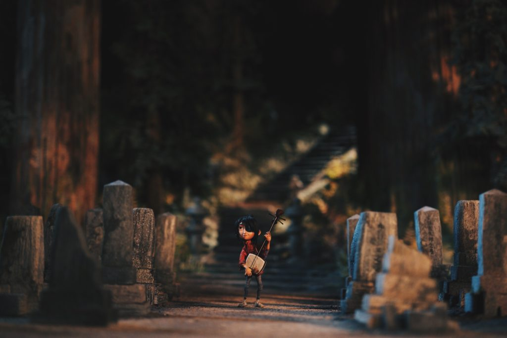 {Kubo and the Two Strings Set Visit}