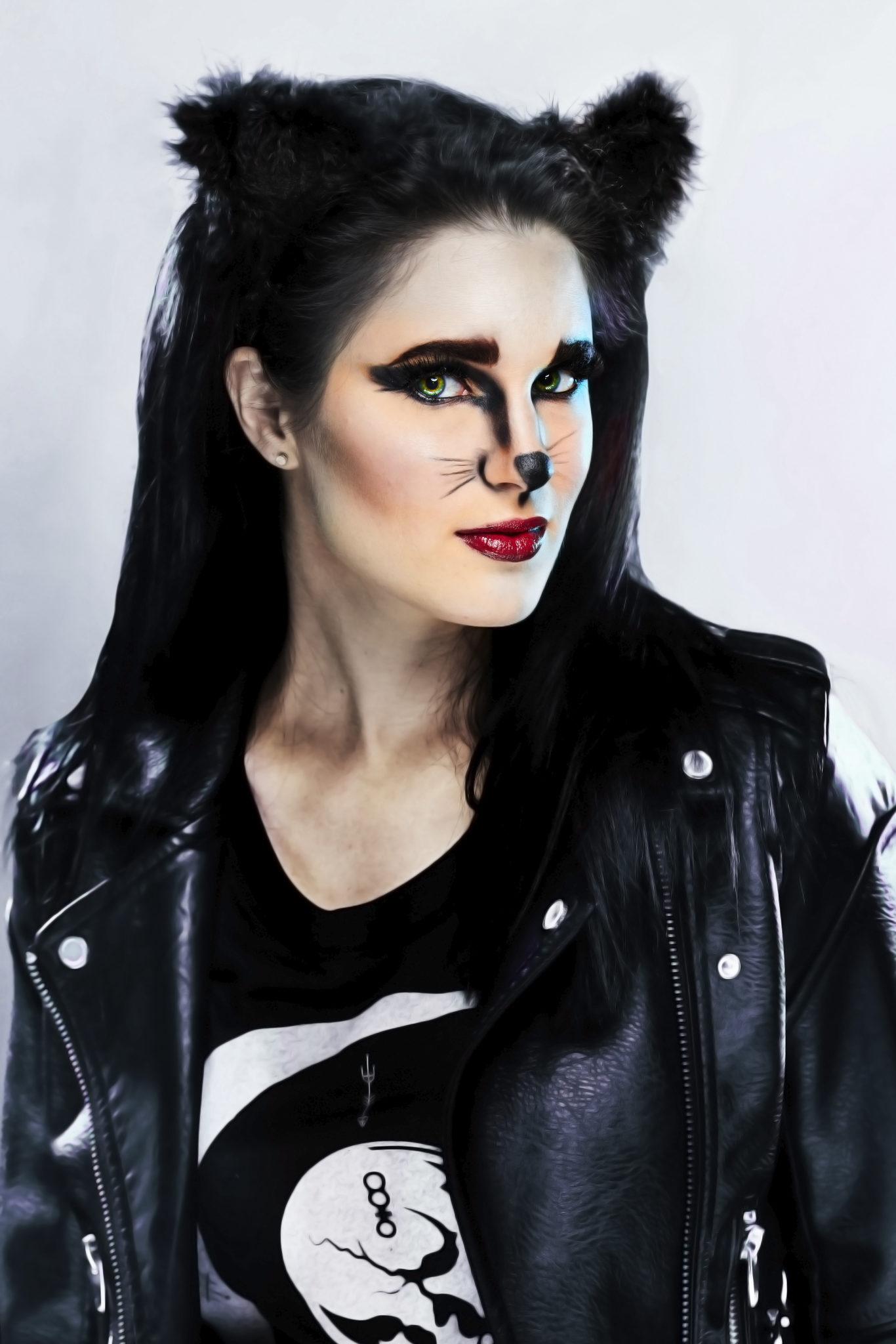 4 Quick & Easy Halloween Makeup Ideas Inspiration - Dressed to Kill