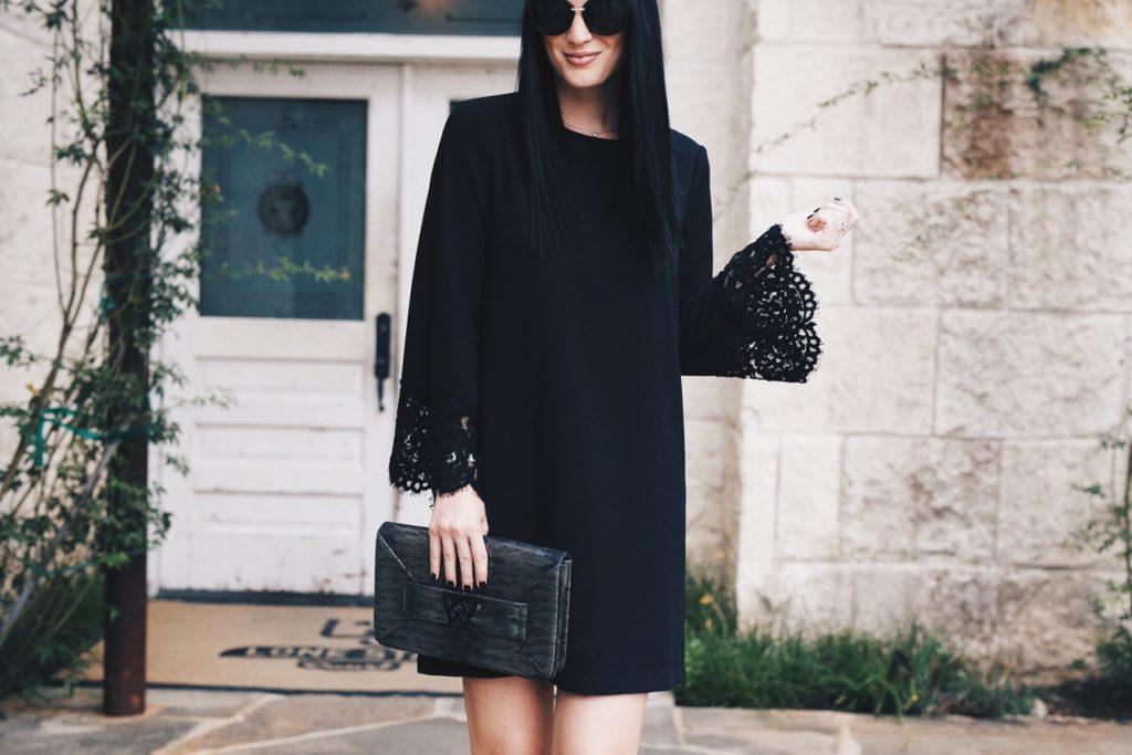 Wayf Black Dress Nordstrom Dressed To Kill