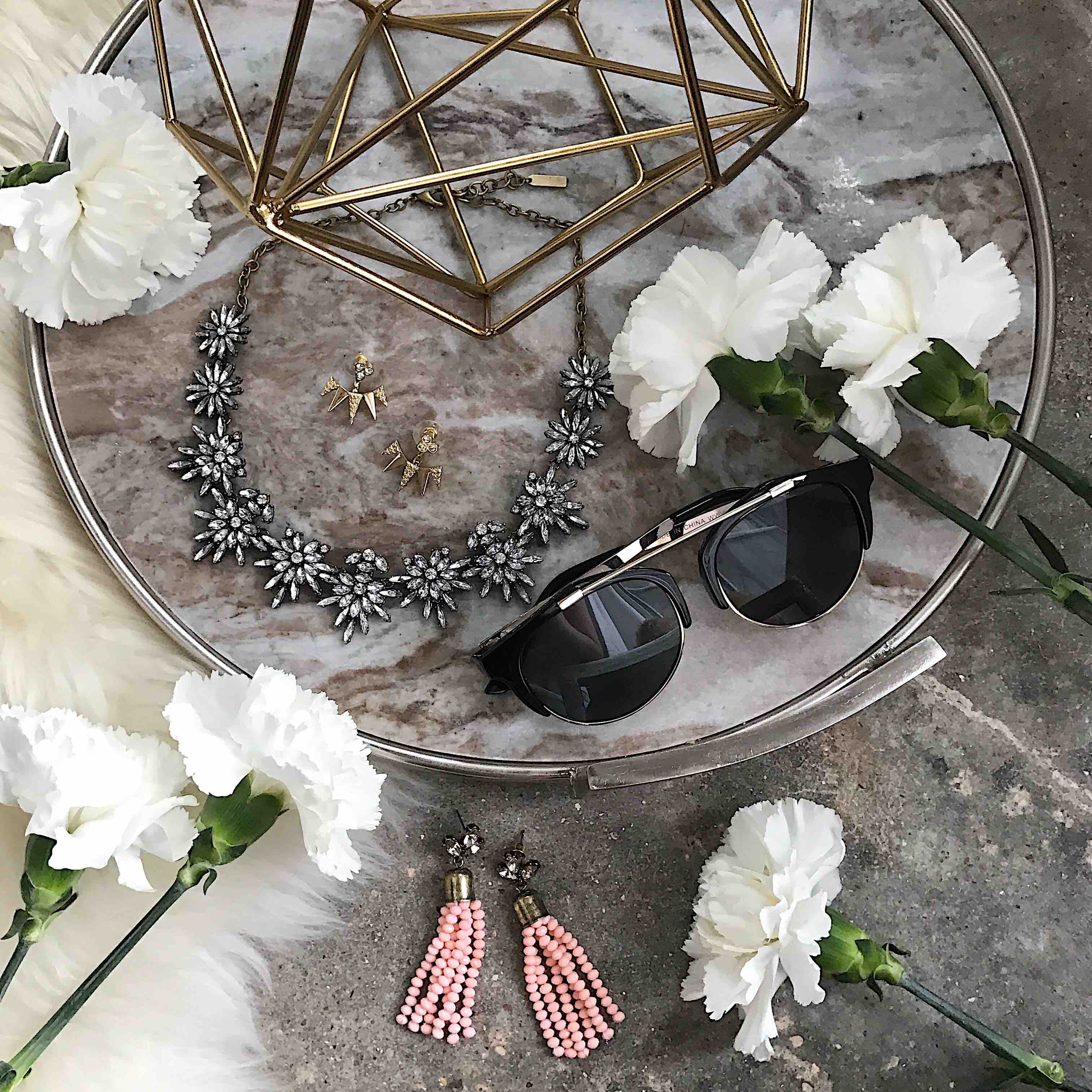 DTKAustin shares her favorite pieces from the BaubleBar Target Sugarfix collaboration. Click for more amazing deals and low prices on cute costume jewelry!