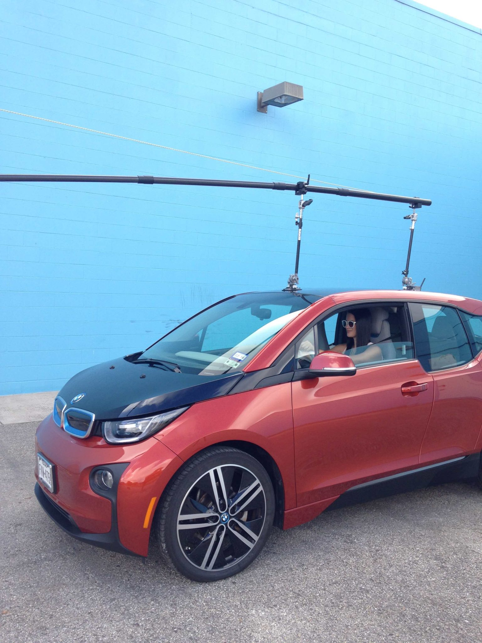 DTKAustin shares a recent photoshoot with Cody Hamilton and an electric BMW i3. Click for more photos and info.