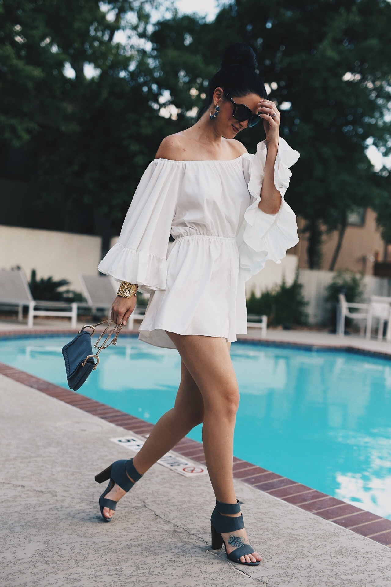 The Best Rompers for a Long Torso | how to wear a romper if you have a long torso | how to style a romper | summer fashion | summer style | dress for summer | what to wear for summer | warm weather fashion | summer fashion tips | summer style ideas | summer outfit ideas || Dressed to Kill