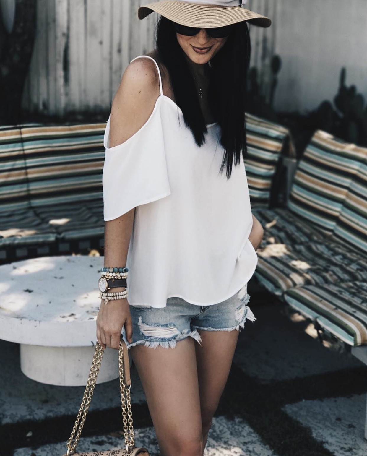 DTKAustin shares her favorite looks from her April Instagram posts over on the blog. The best of summer outfits all in one place! Click for more information and photos.
