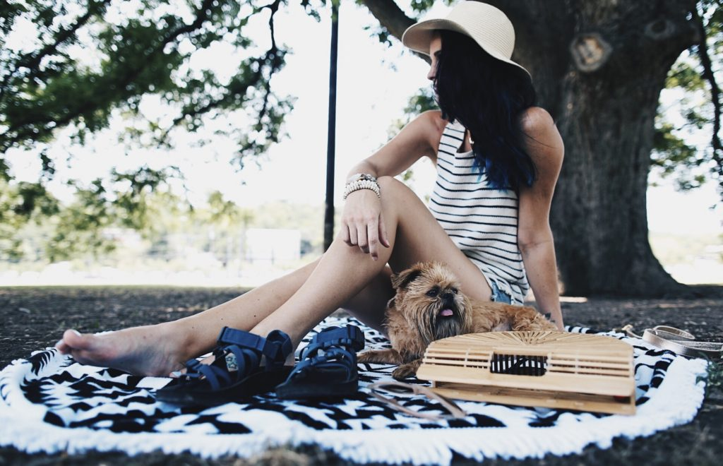 DTKAustin shares which Teva Sandals are her go-to for exploring Austin and why she will only buy them from Zappos.