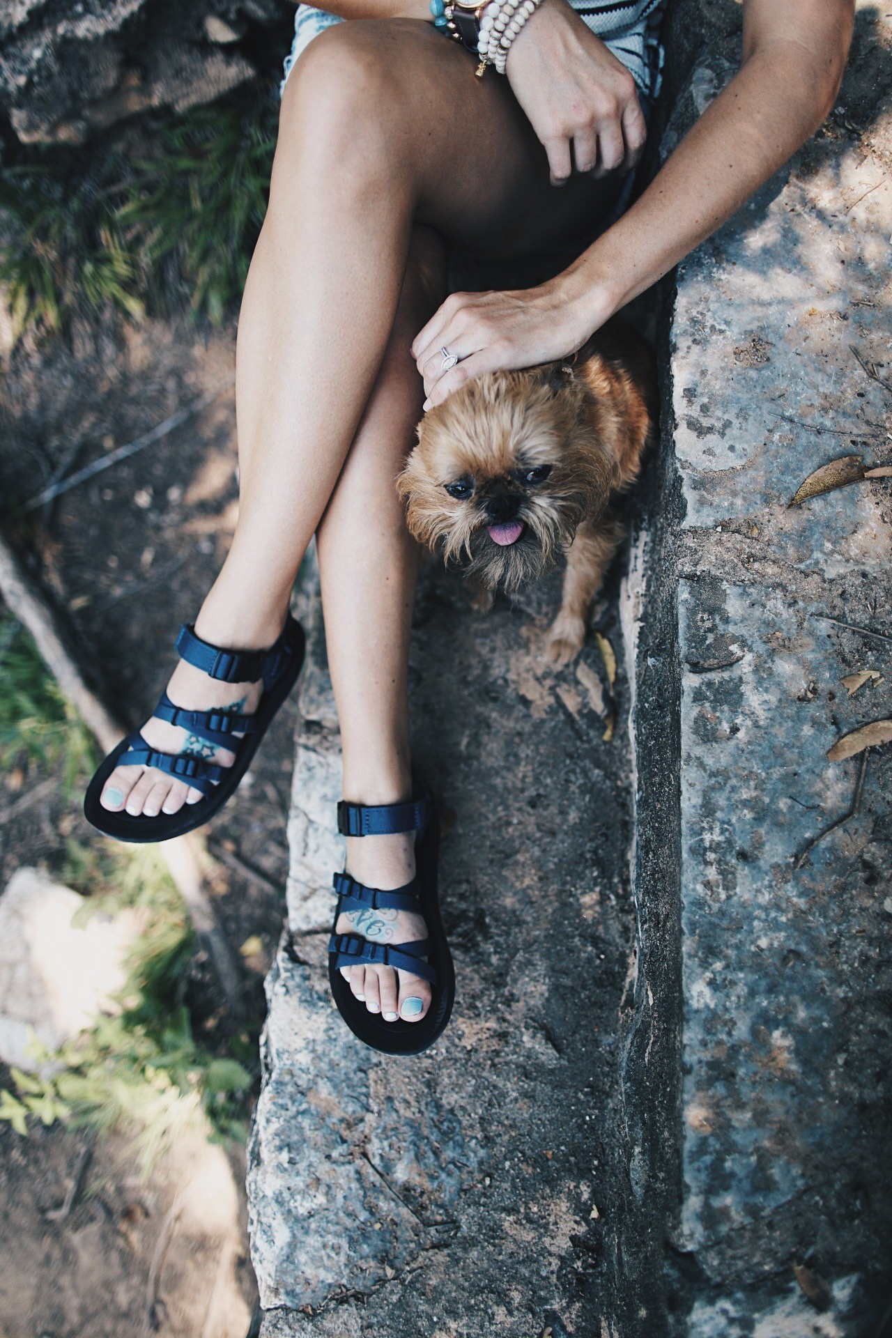 bb04aa652 DTKAustin shares which Teva Sandals are her go-to for exploring Austin and  why she
