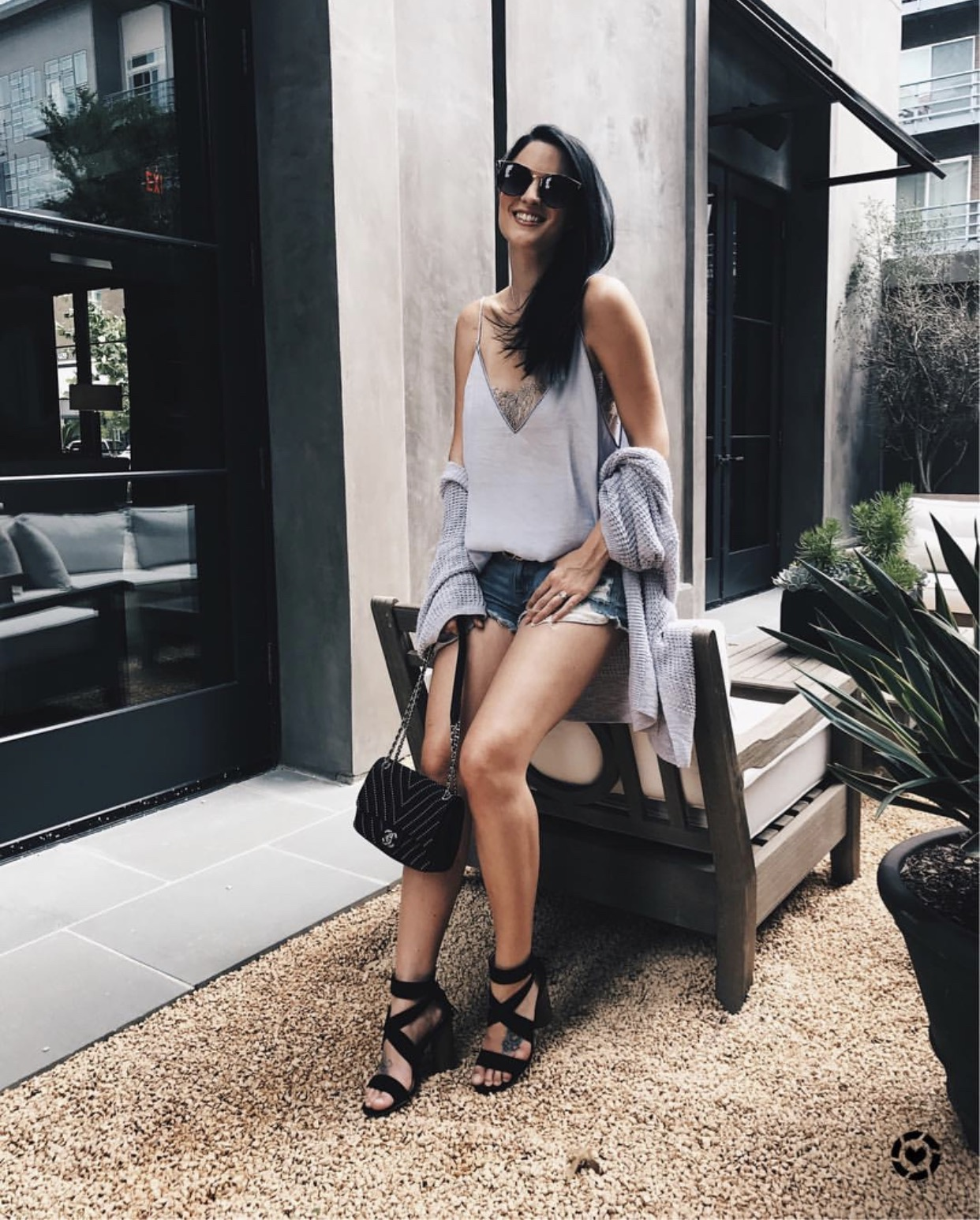 DTKAustin shares her favorite looks from her May Instagram posts over on the blog. The best of summer outfits all in one place! Click for more information and photos. | summer fashion tips | summer outfit ideas | summer style tips | what to wear for summer | warm weather fashion | fashion for summer | style tips for summer | outfit ideas for summer || Dressed to Kill