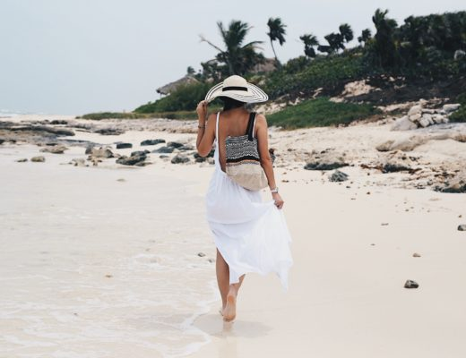 DTKAustin shares her must have, affordable white maxi dresses to take on a beach or summer vacation. Dress by Reformation. Click for more information and photos!