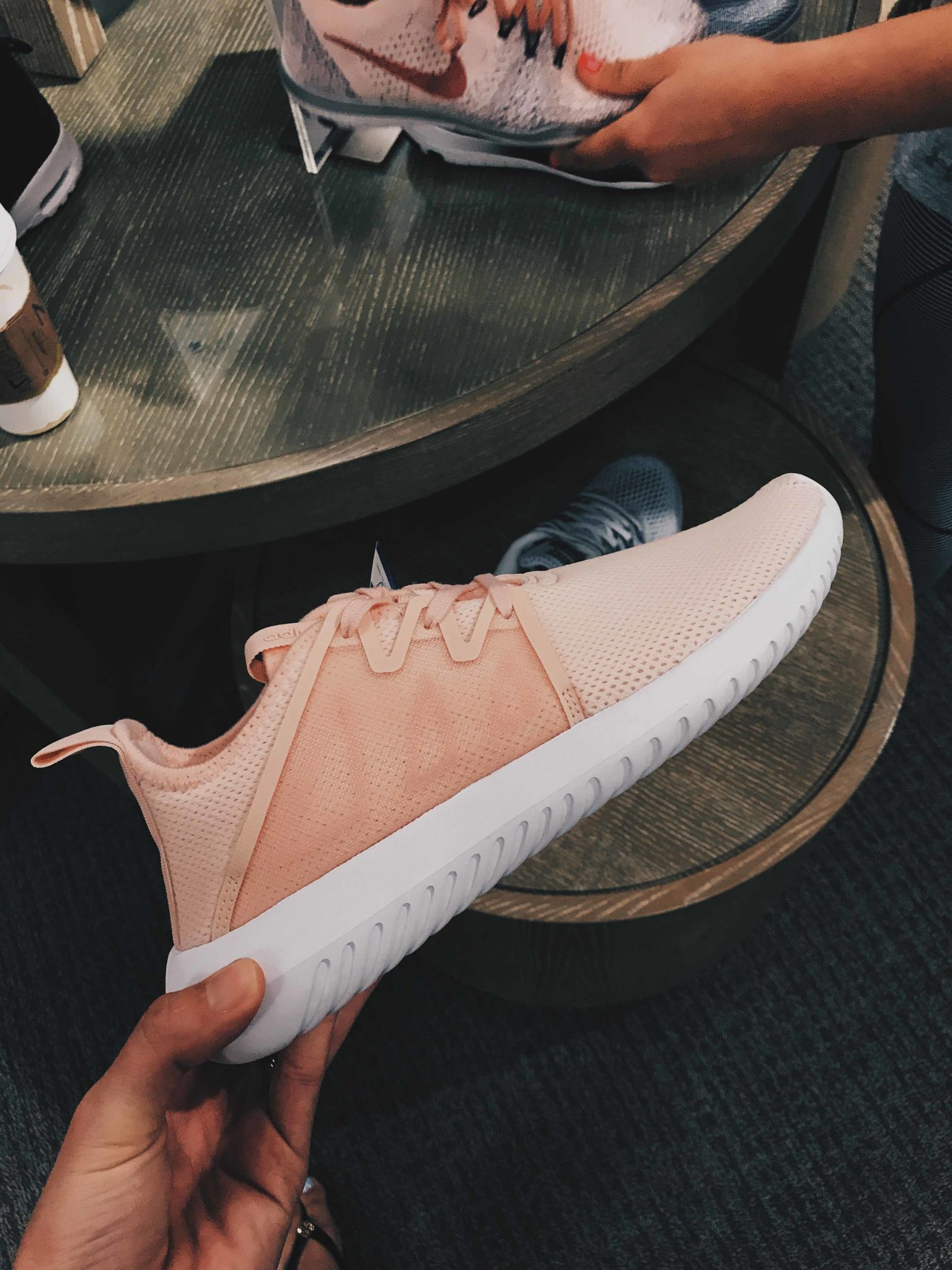 Austin Blogger DTKAustin is sharing her top must-have pieces from the 2017 Nordstrom Anniversary Sale. Pink Adidas Tubular Sneakers | nordstrom sale must haves | what to buy from the nordstrom anniversary sale || Dressed to Kill