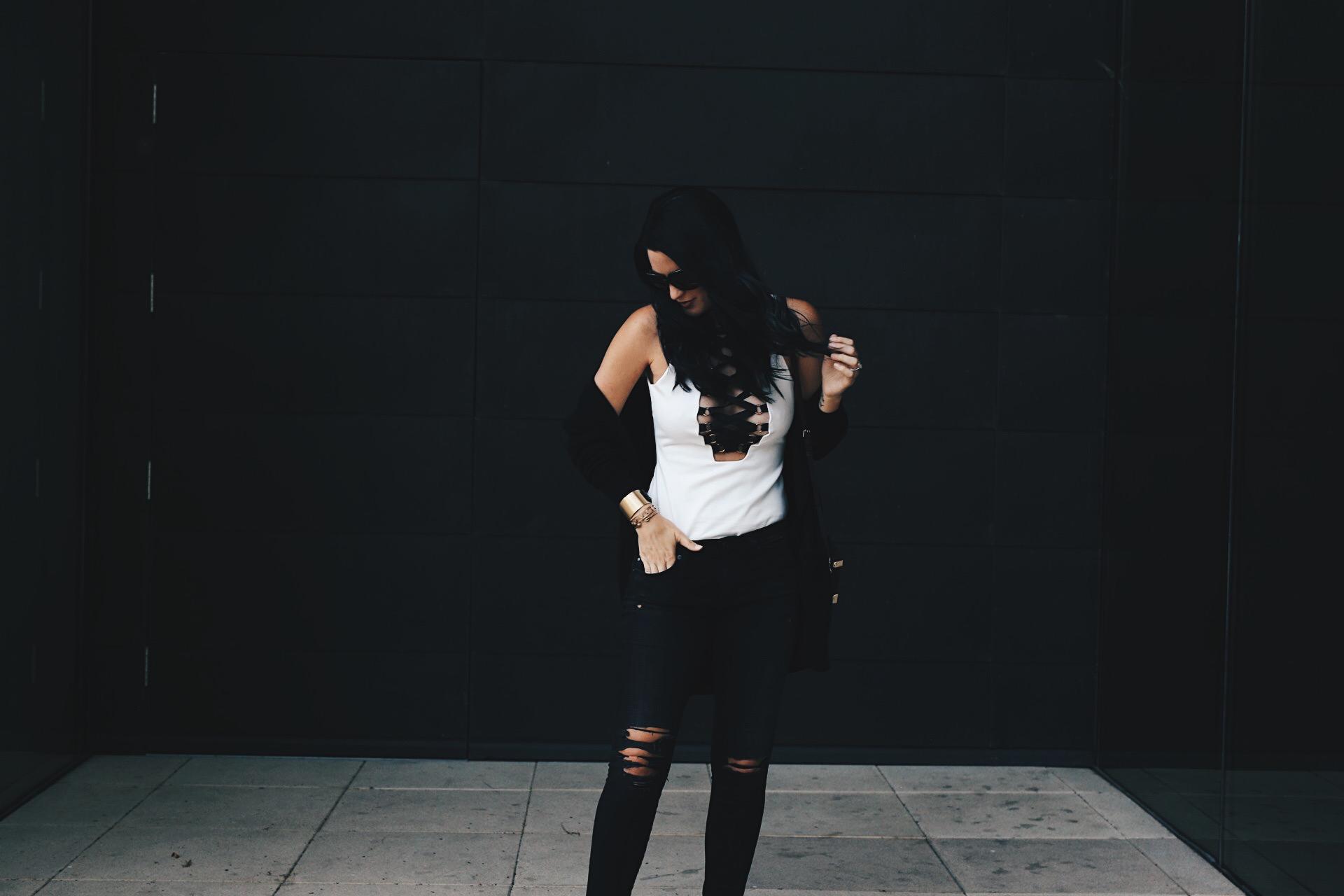 how to wear a women's bodysuit