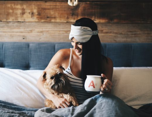 DTKAustin is sharing a few easy tips on how to finally get a good night's sleep without having to take sleeping medicine. Time to get the best sleep of your life!