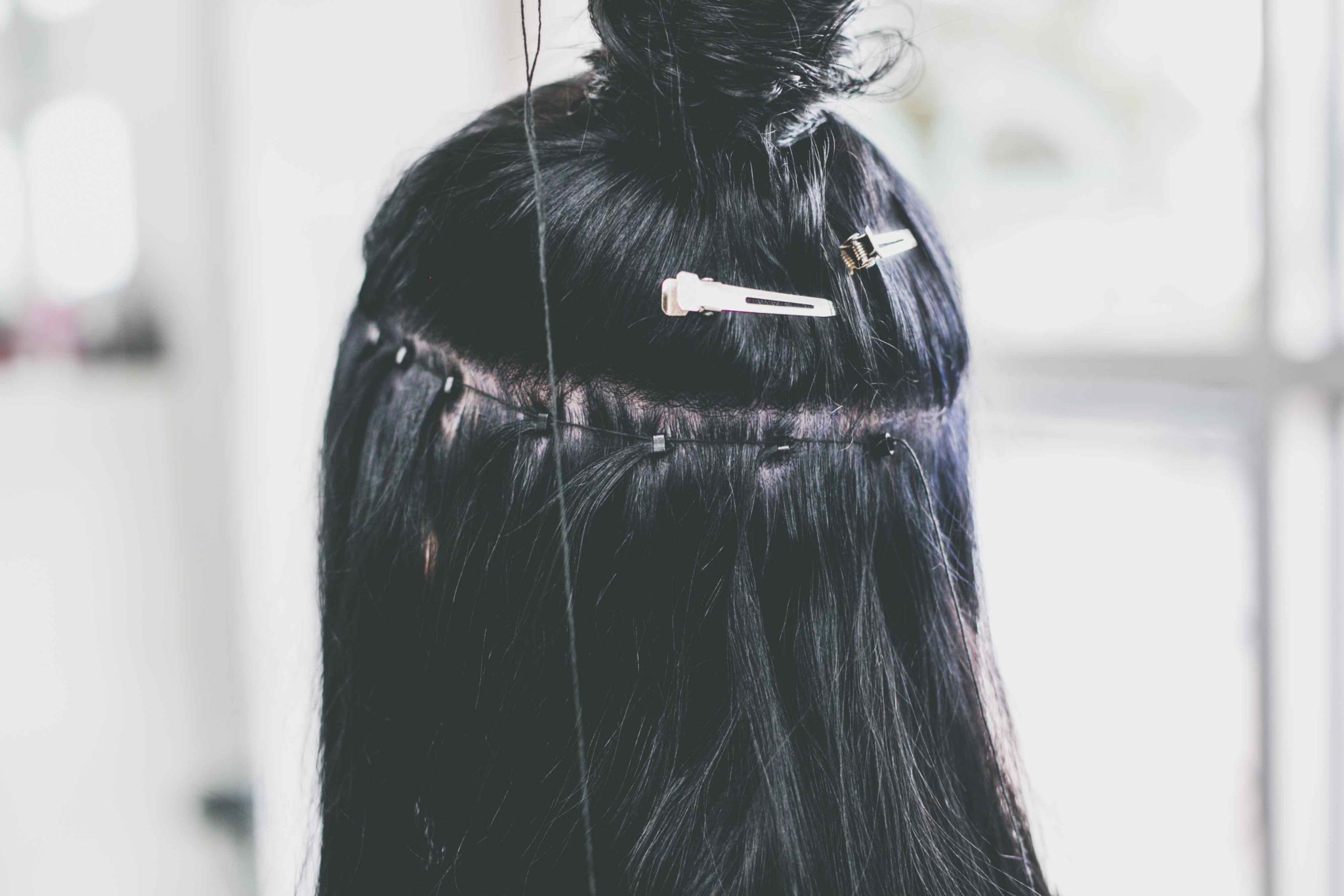 Natural Beaded Rows Extensions How To Dressed To Kill