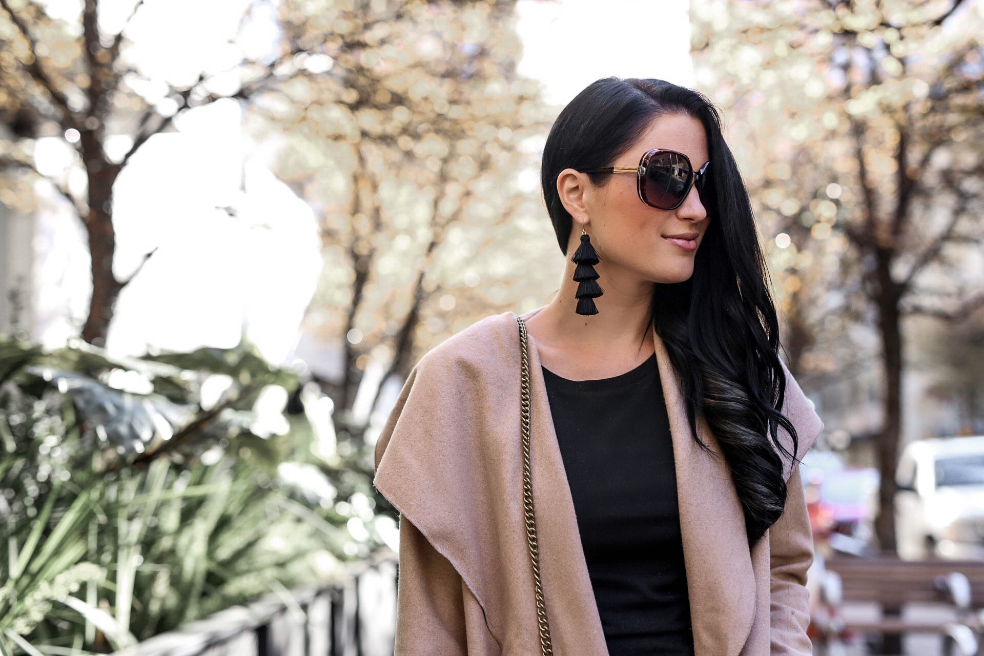 DTKAustin shares her top affordable coats from Chicwish that are under $100. Handbag from Henri Bendel, OTK boots from Goodnight Macaroon. - 10 Must-Have Classic Affordable Coats for Winter by Austin fashion blogger Dressed to Kill
