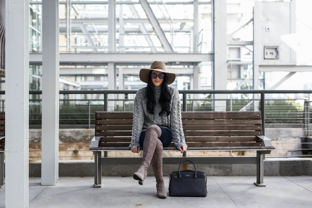 DTKAustin shares some of her favorite affordable sweaters from Chicwish that are under $100. Goodnight Macaroon boots and Henri Bendel are on sale.