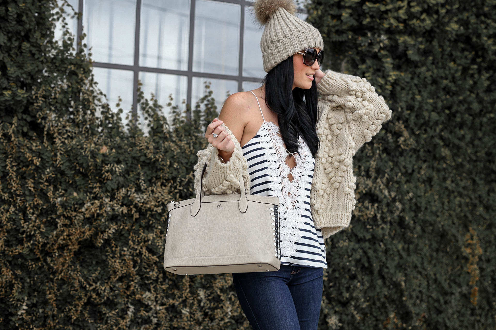 DTKAustin is sharing her must have picks to easily transition your wardrobe into Spring and summer with Chicwish, Henri Bendel and CamiNYC. - Must Have Wardrobe Staples for Spring by popular Austin fashion blogger Dressed to Kill