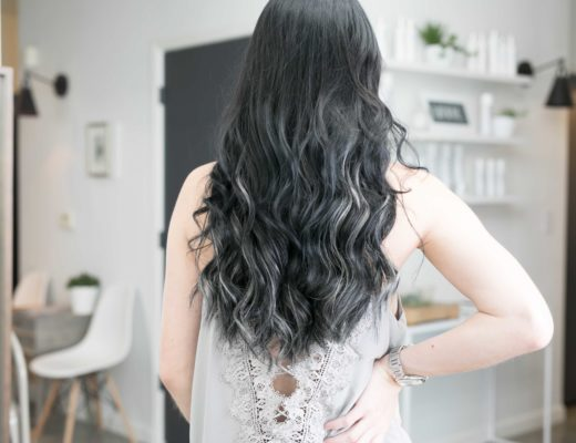T3 Convertible Interchangeable Curling Wand Tutorial by popular Austin style blogger Dressed to Kill