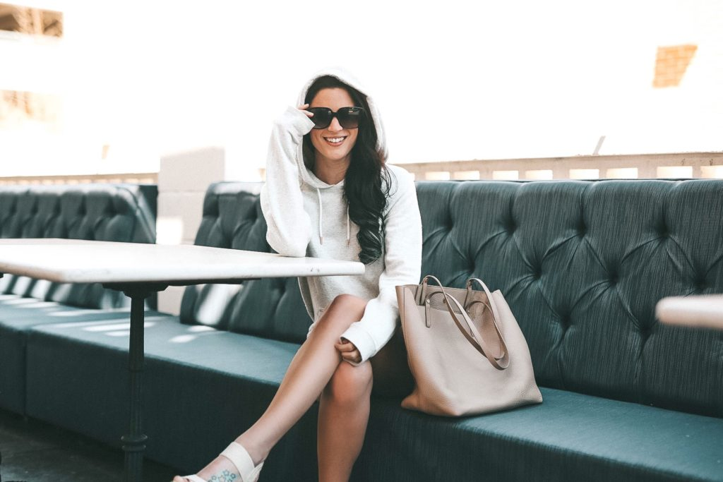 {Pulling off the Athleisure Trend for Summer w/Cotton & Zappos}