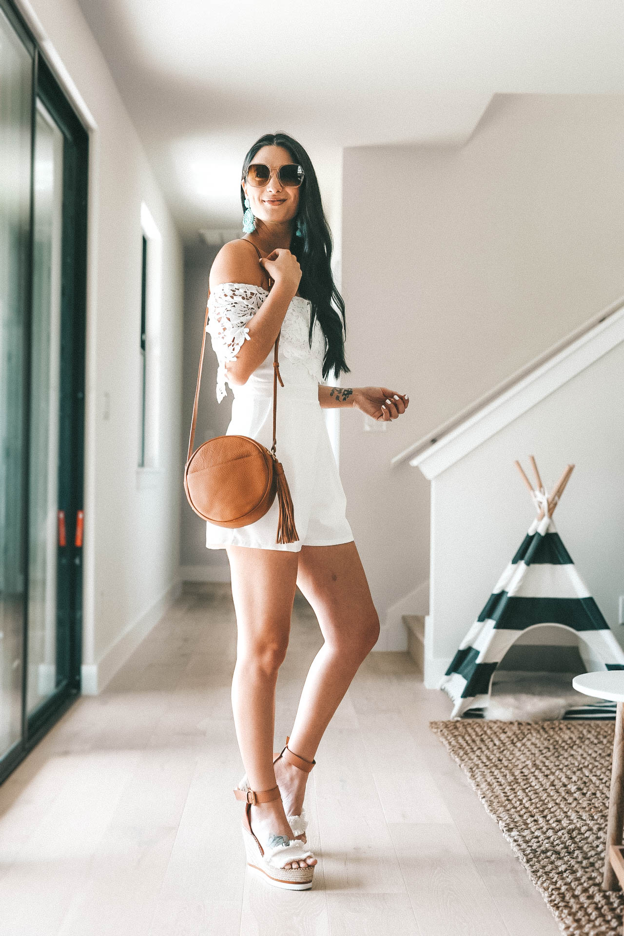 Are Summer Rompers still in style | Women's Fashion | how to style a romper | white romper | summer fashion || Dressed to Kill #style #fashion #outfits #summer #romper #whiteromper #summeroutfit #womensoutfit #dtkaustin
