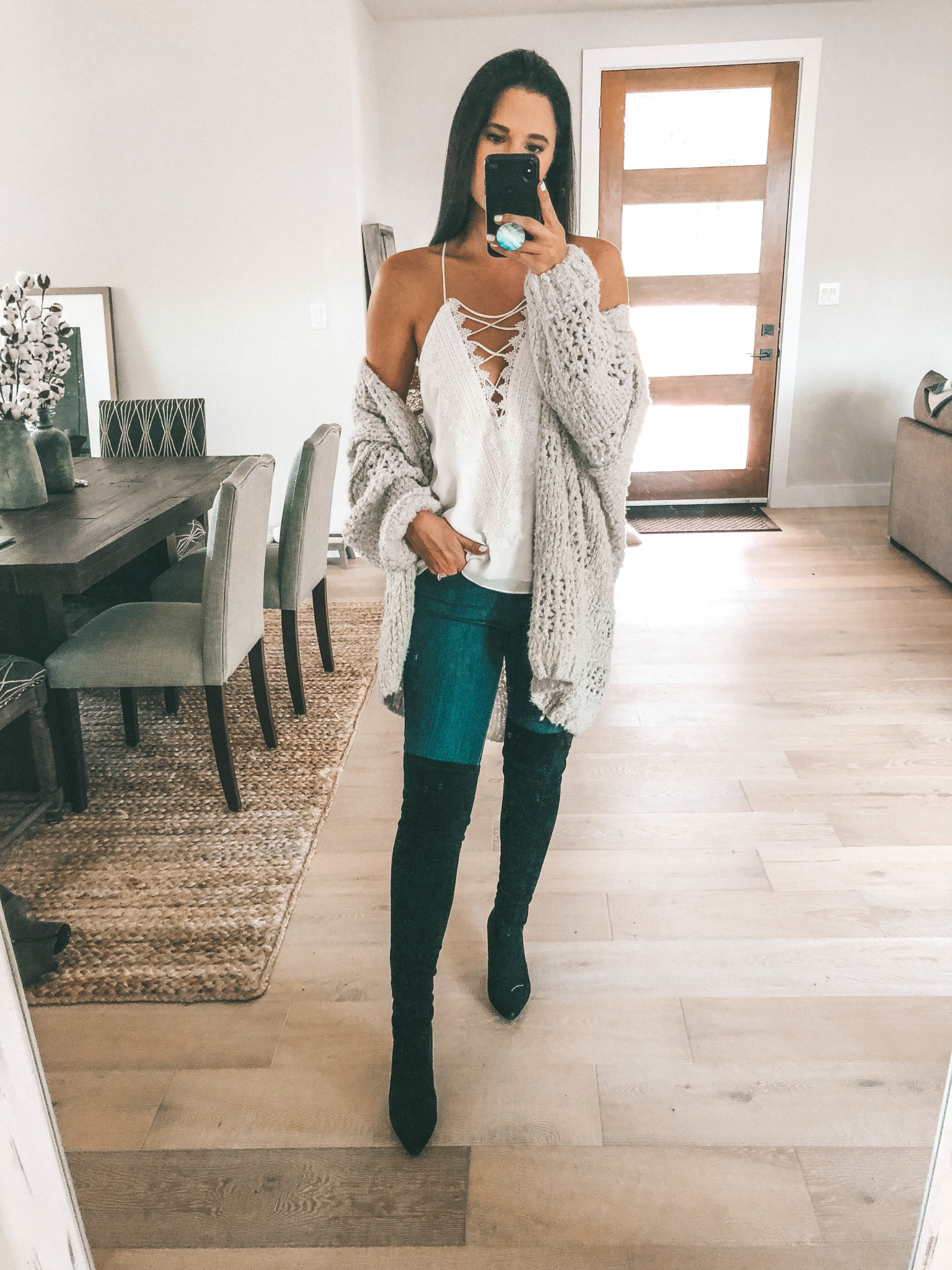 #nsale #cardigans #sweaters #nordstrom #nordstromsale #fallstyle #winterstyle #dtkaustin - Nordstrom Anniversary Sale Sweaters + Cardigans Try-On Session featured by popular Austin fashion blogger Dressed to Kill
