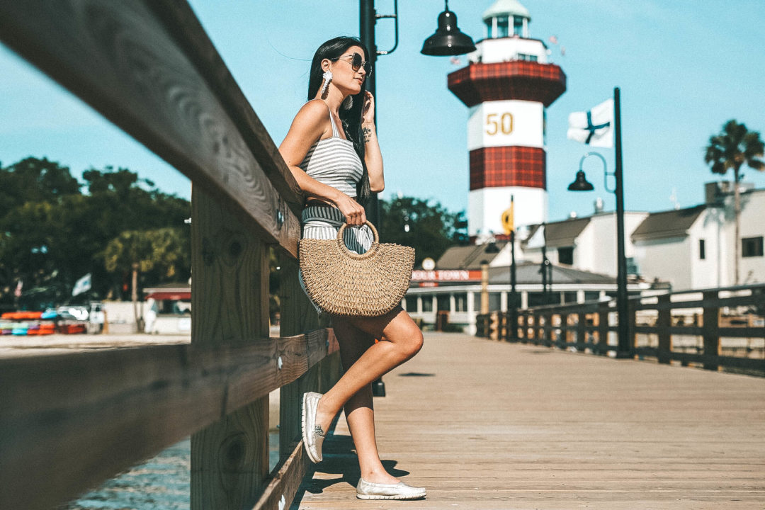 DTKAustin shares tips on what to do at the Harbour Town Lighthouse while on Hilton Head Island in South Carolina. - {Exploring the Harbour Town Lighthouse + Giveaway} featured by popular Austin travel blogger, Dressed to Kill