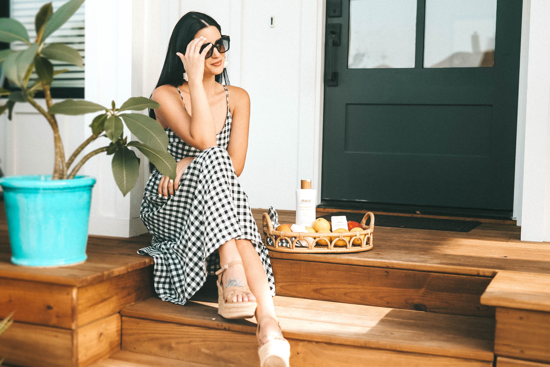 DTKAustin shares why it is so important for your health to use all natural beauty and skincare products like Raw Sugar Living.