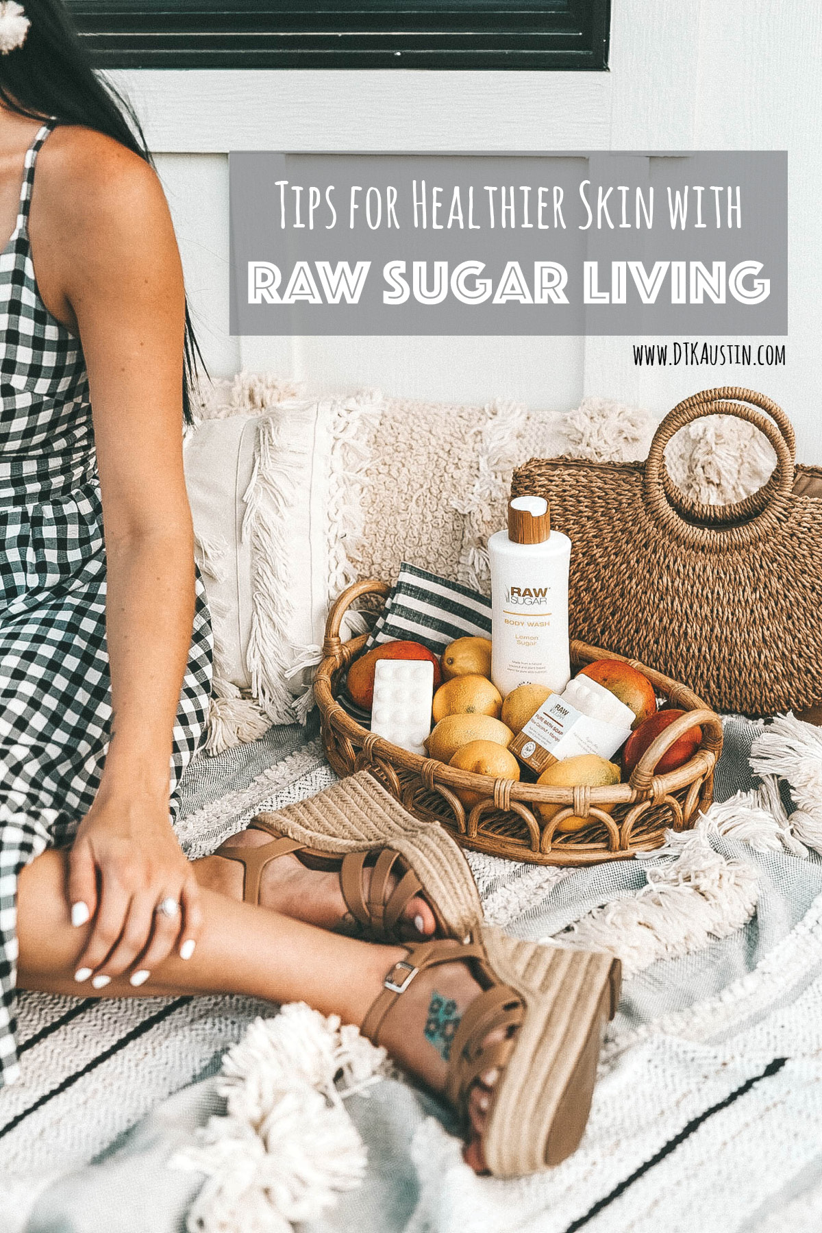#rawsugar #skincare #beauty #healthyskin #dtkaustin - {Why I Have Used Raw Sugar Living for 10+ Years + GIVEAWAY} featured by popular Austin beauty blogger Dressed to Kill