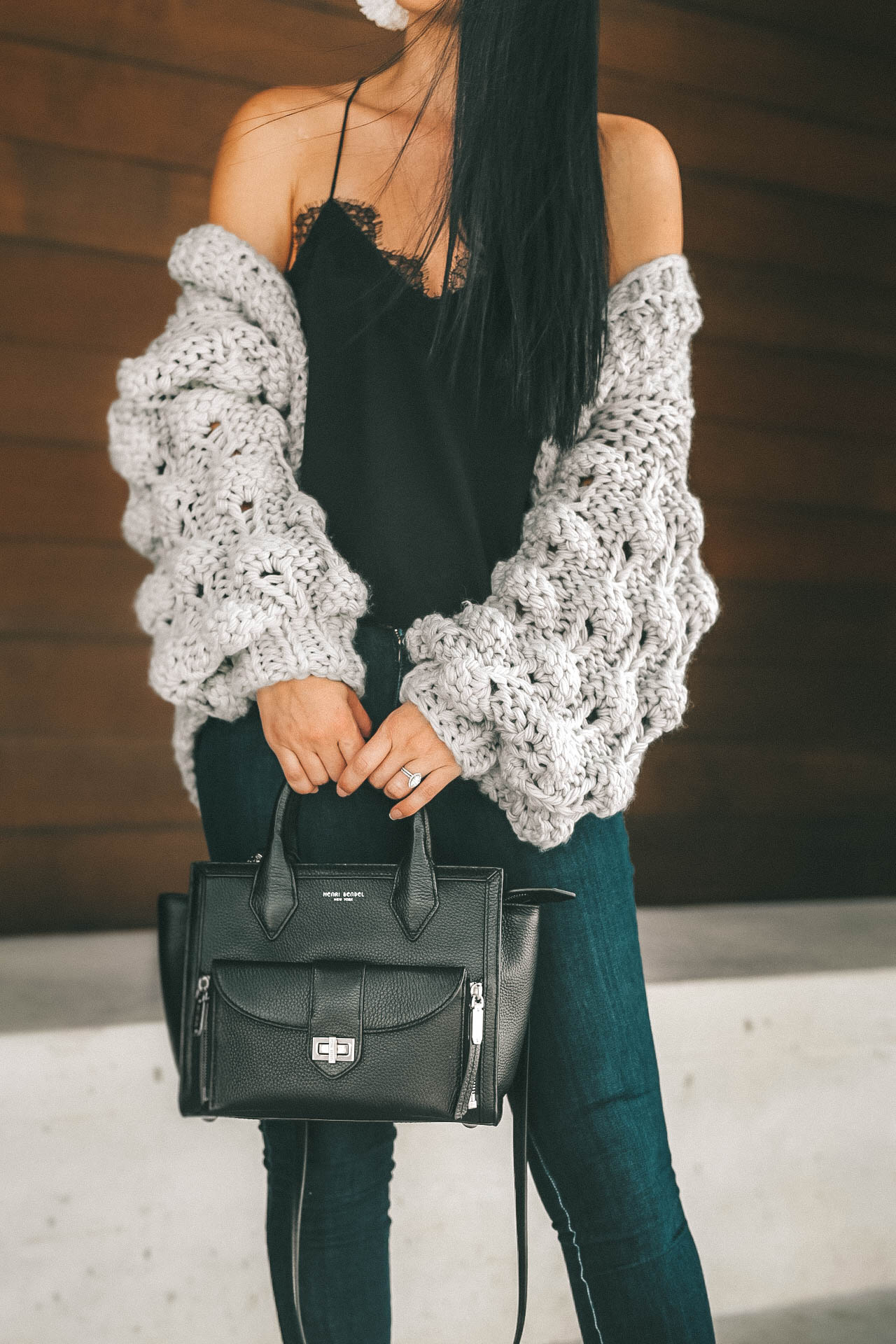 DTKAustin is sharing details on 12 of her must have, affordable cardigans to transition into Fall. Each cardigan is from Chicwish, handbag is Henri Bendel. | Knit Cardigan for Fall | how to style a knit cardigan | knit cardigan outfit || Dressed to Kill #fashion #style #womensoutfit #womensfashion #cardigan #knit #knitcardigan #fallstyle #streetstyle #fallfashion #dtkaustin | Cozy Cardigan: I Like Knit Like That featured by popular Austin fashion blogger Dressed to Kill