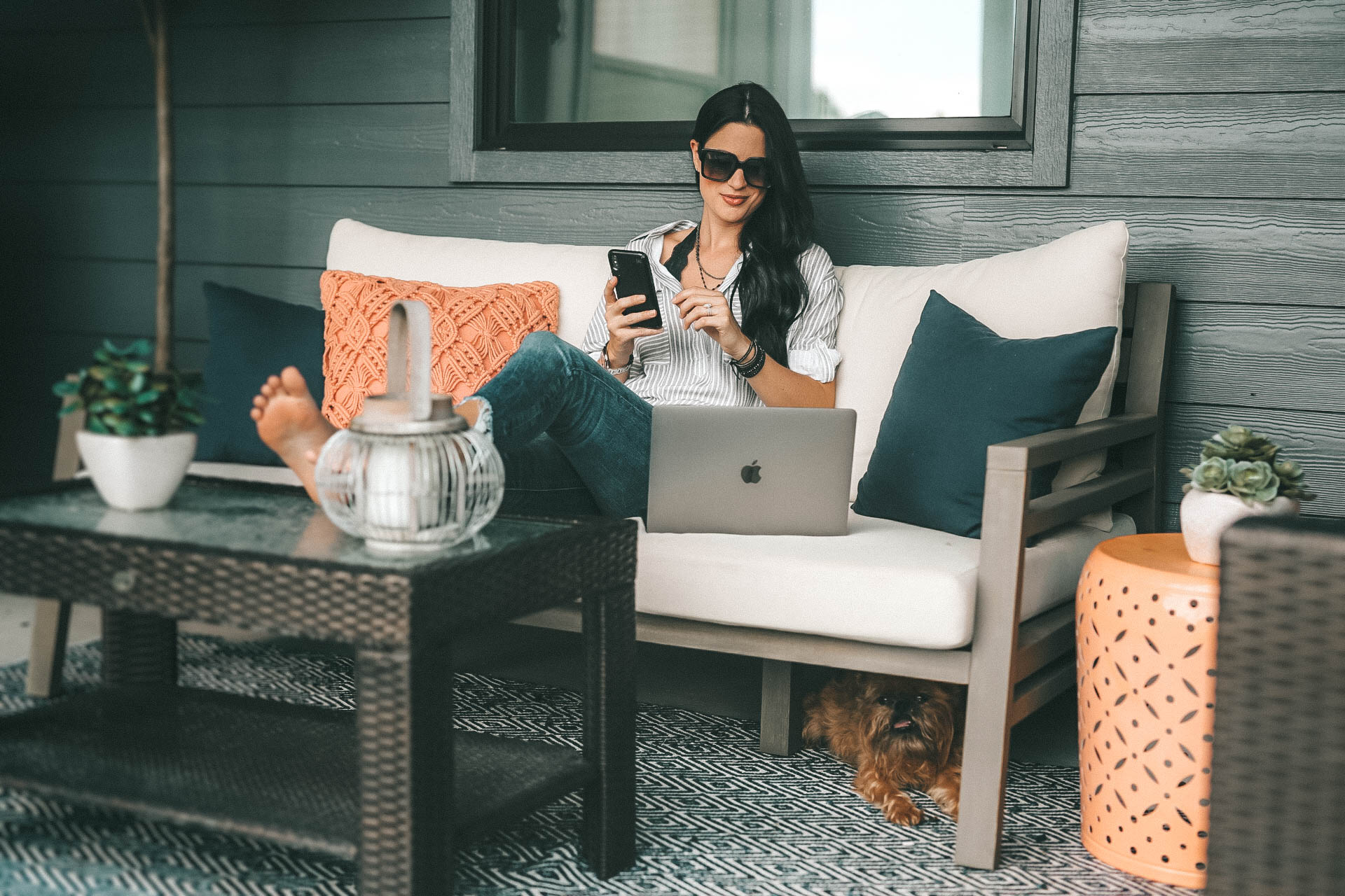 tips and tricks on how to successfully get more paid brand collaborations on your blog and Instagram as a blogger or influencer | {How to Get More Paid Brand Collaborations} featured by popular Austin Fashion blogger Dressed to Kill