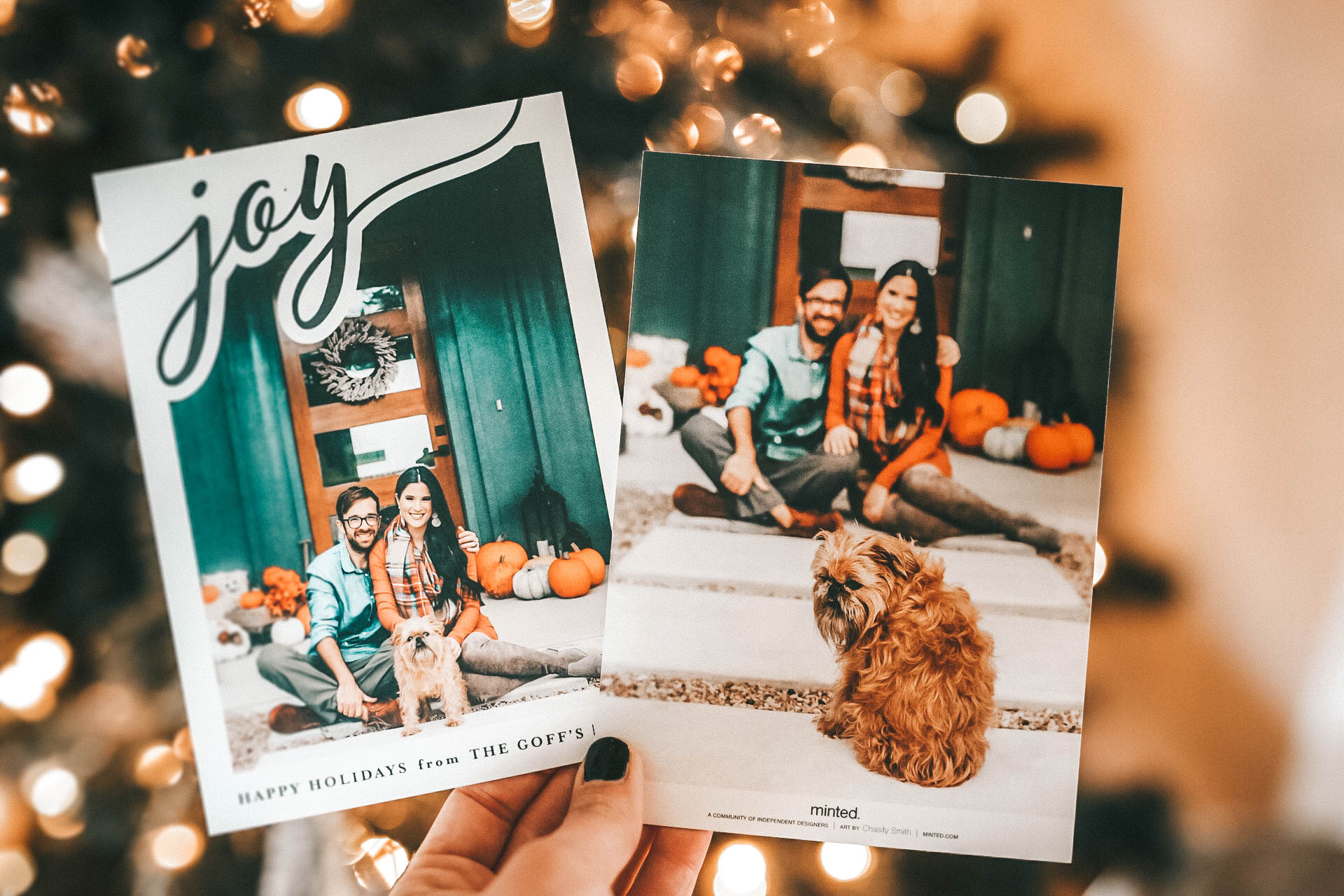 Nordstrom | ChicWish | Target | Holidays | Minted Christmas Cards featured by top Austin lifestyle blog Dressed to Kill