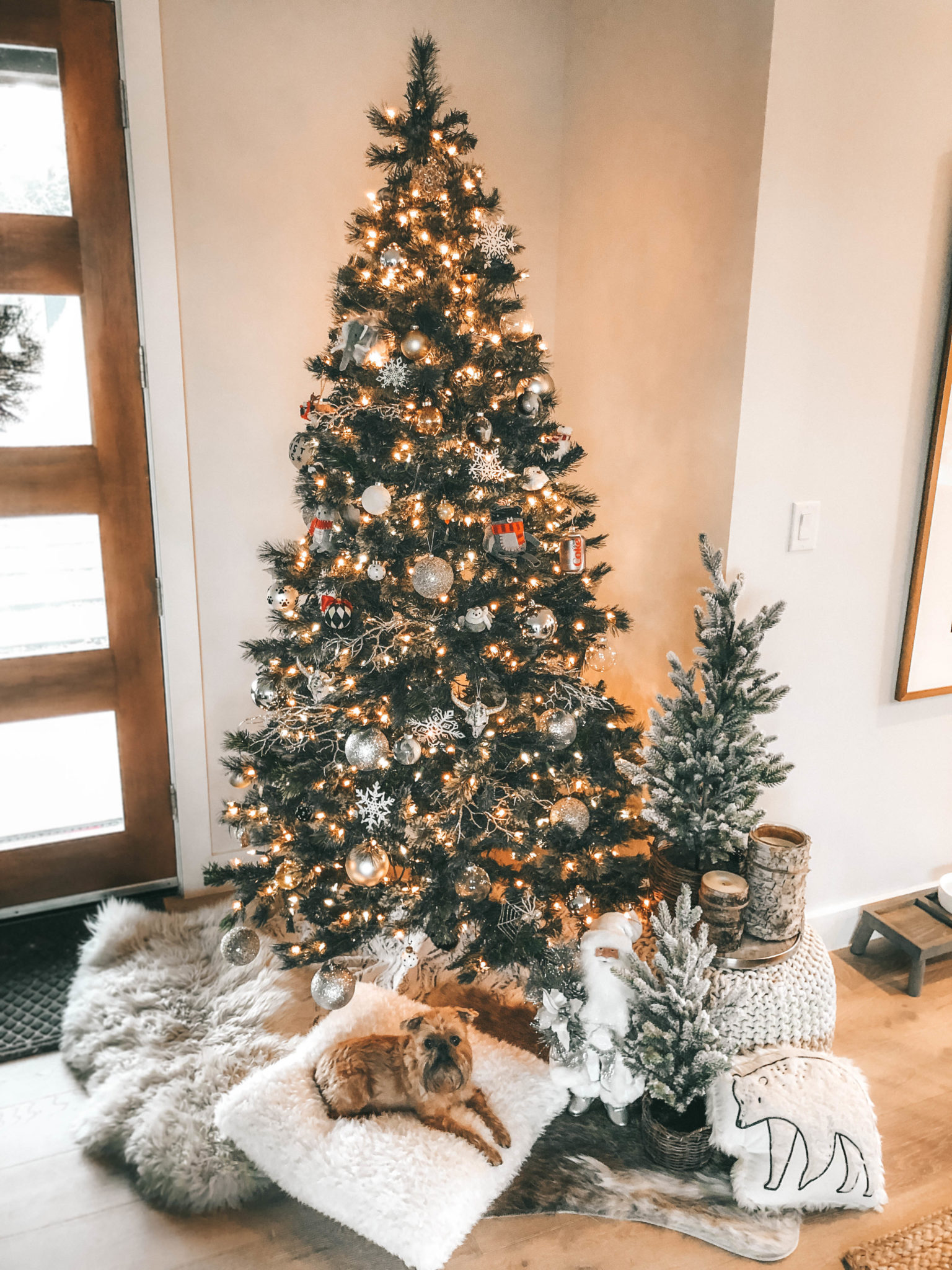 DTKAustin is sharing The Best Holiday Gift Ideas for Dogs & Their Owners. From dog beds to dog toys to dog treats this gift guide has everything you need to spoil your dog. || Dressed to Kill #petlovers #doglovers #petgiftguide #dtkaustin