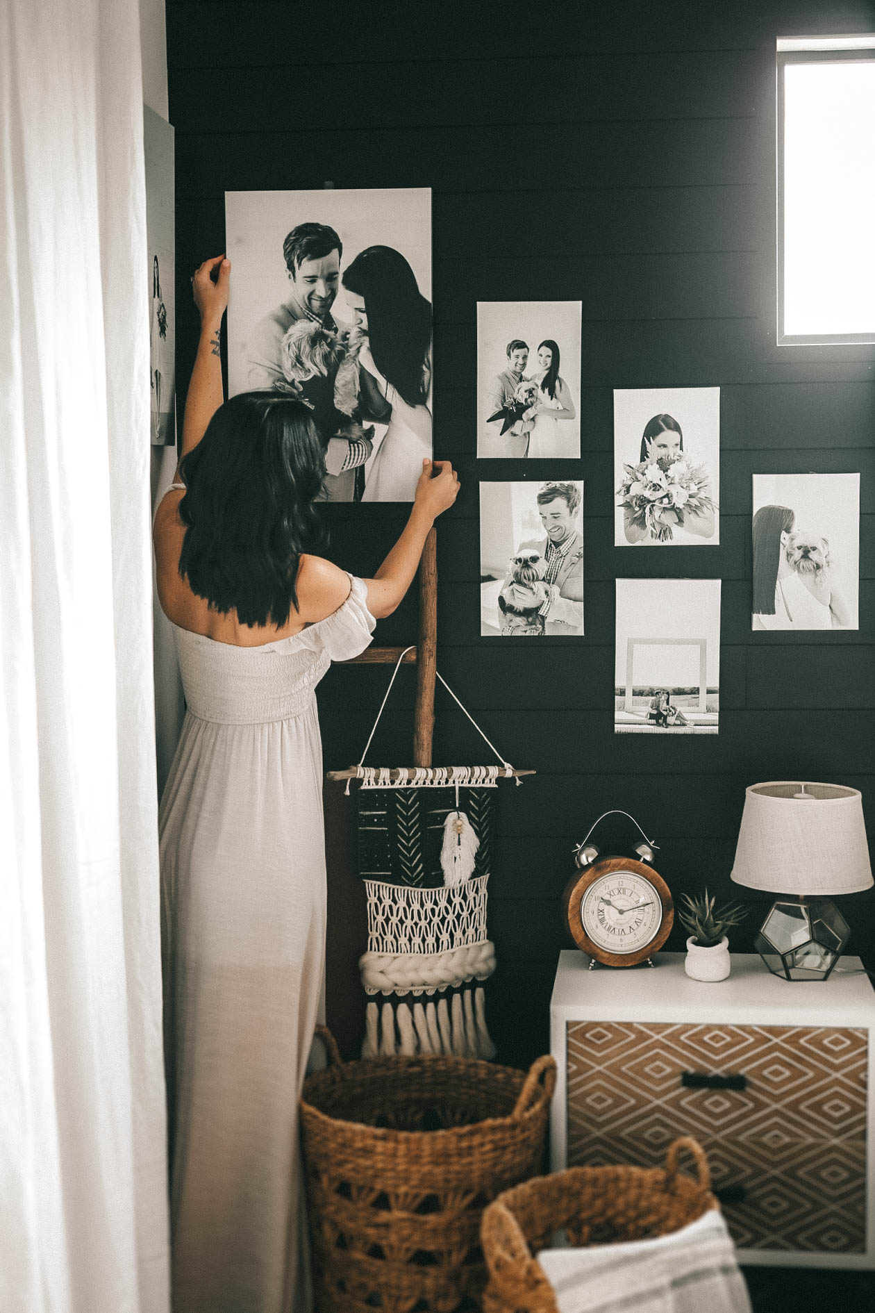 {How to Create a Unique Gallery Wall with Nations Photo Lab Canvas}