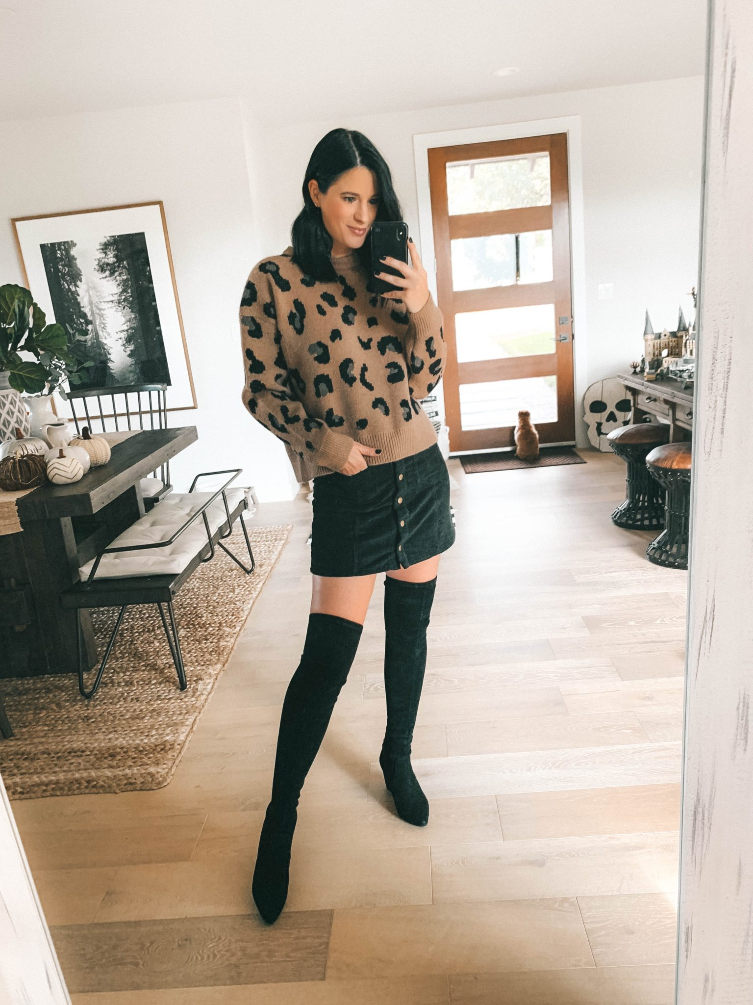 Goodnight Macaroon Leopard Sweater Dressed To Kill Never miss an important goodnight macaroon deal by tracking their best new offers in your email using dealspotr tracker. goodnight macaroon leopard sweater