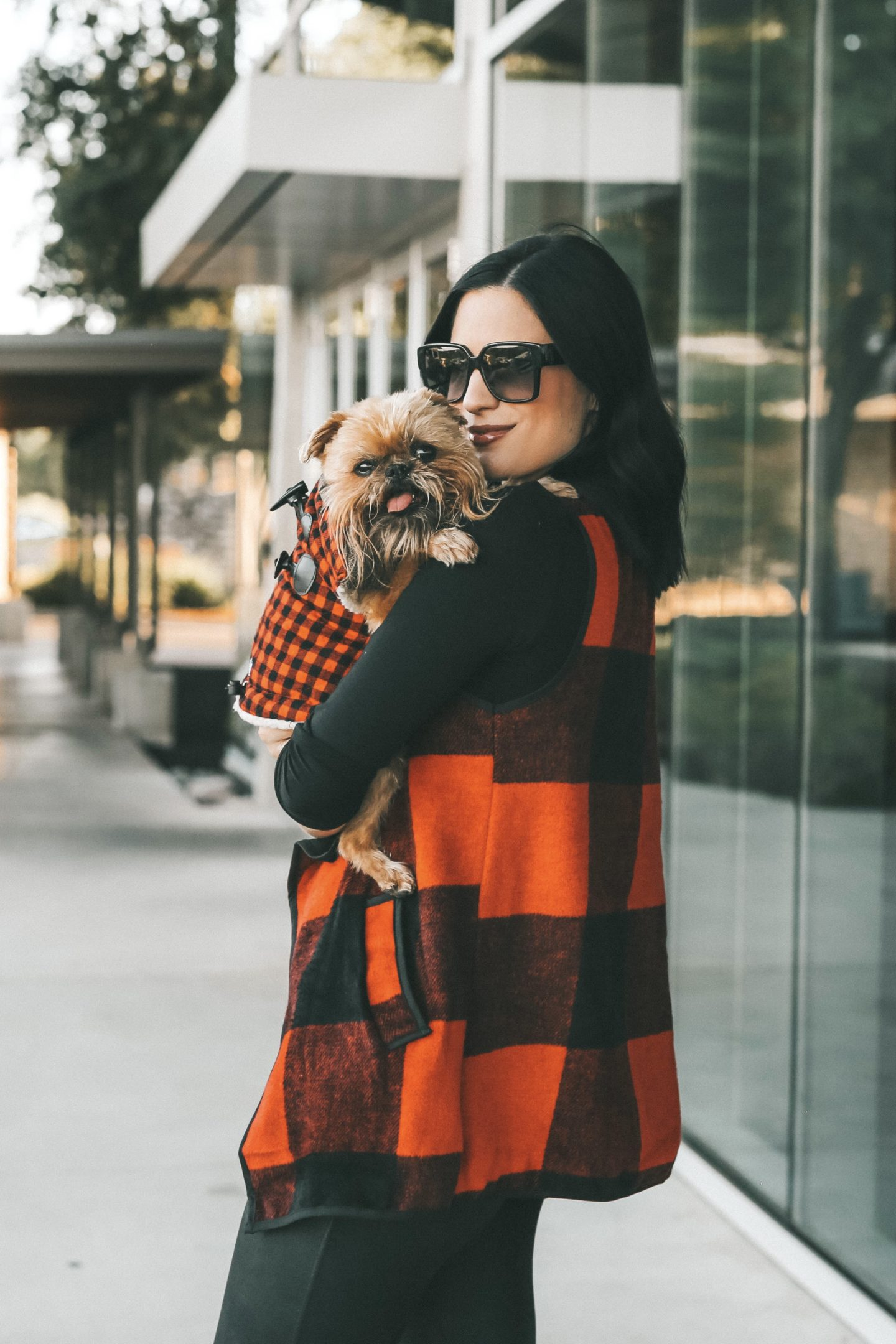 {Matching Dog and Owner Outfits for the Holidays}