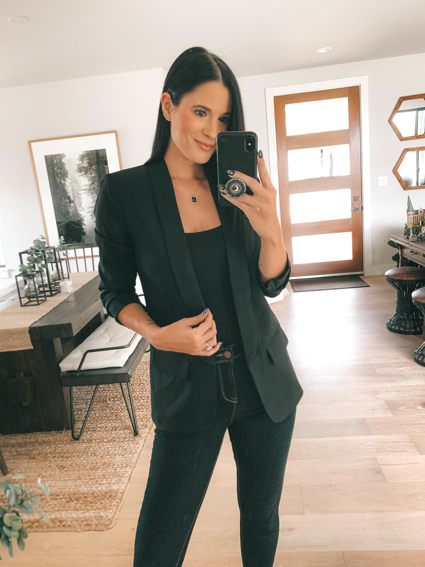 {How to Style a Blazer Multiple Ways}